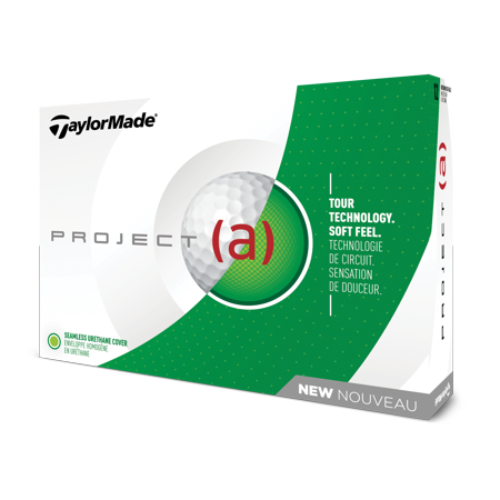 TaylorMade Project(a) Golf Balls, 12 Pack