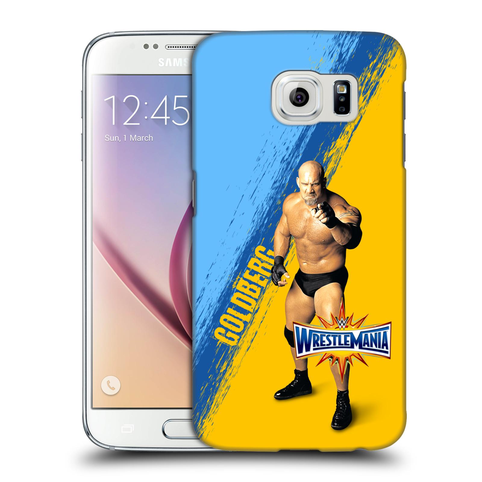 OFFICIAL WWE WRESTLEMANIA 33 HARD BACK CASE FOR SAMSUNG PHONES 1