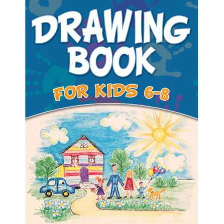 Drawing Book for Kids 6-8 (Best Driving Instruction Books)