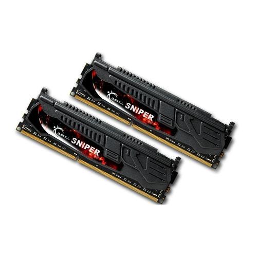 G.Skill F3-17000CL9D-8GBSR 8GB (2x4GB) Sniper DDR3 2133MHz PC3 17000 Memory RAM