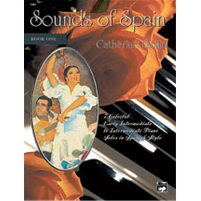 Sounds of Spain - Piano - Book 1 - Early Intermediate/Intermediate