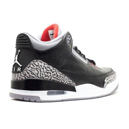 215397f75a79fa Air Jordan - Men - Air Jordan 3 Retro  2011 Release Black Cement  ...