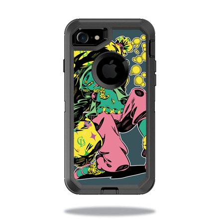 Skin Decal Wrap for OtterBox Defender iPhone 8 sticker Goblin