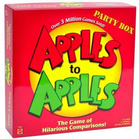 Apple to Apples Party Box