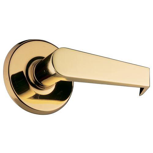 Weiser Lock GLA101D Dane Passage Door Lever Set from the Welcome Home Series