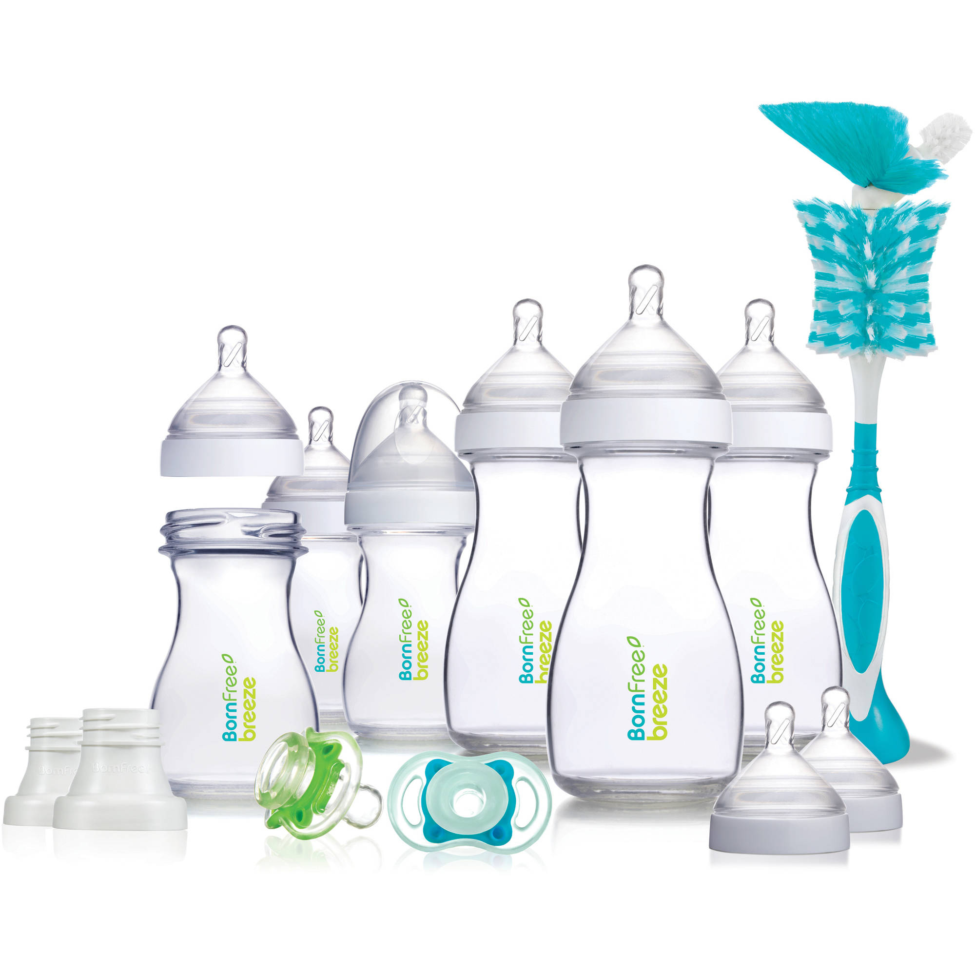Born Free Breeze Deluxe Gift Set - BPA Free