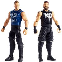 WWE Tough Talkers Total Tag Team Kevin Owens & Chris Jericho 2-Pack