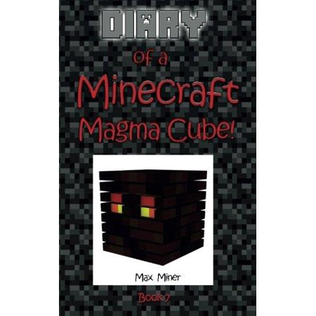 Diary Of A Minecraft Magma Cube