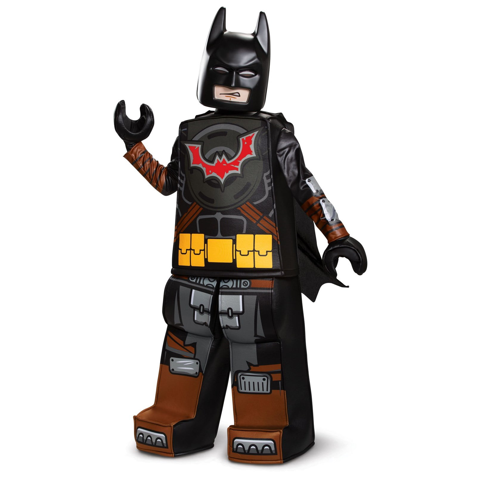 Halloween Lego Movie 2 Batman Prestige Child Costume Walmart Com Walmart Com