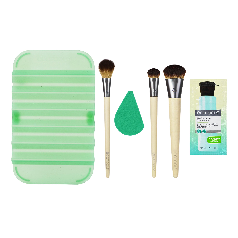 Ecotools Prep Refresh Makeup Brushes