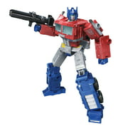 Transformers War for Cybertron Series Optimus Prime Battle 3-Pack