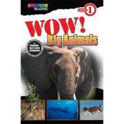 Wow! Big Animals : Level 1