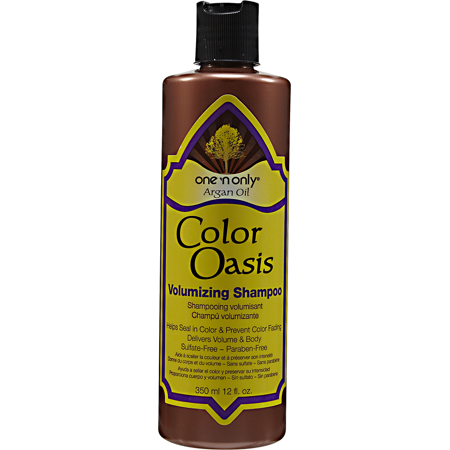 One N Only Argan Oil Color Oasis Volumizing Shampoo, 33.8