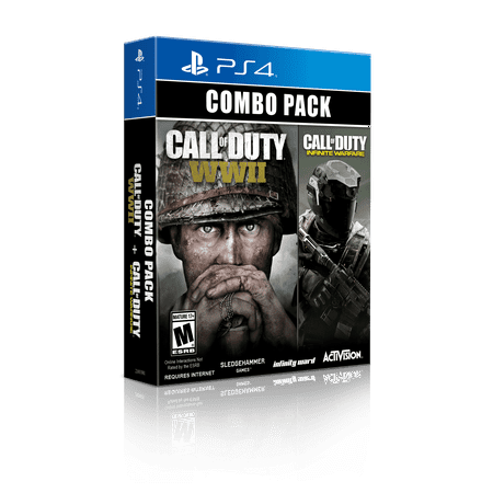 Call of Duty Infinite Warfare + WWII bundle (PS4)