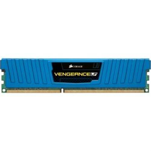 Corsair Vengeance - DDR3 - 16 GB : 4 x 4 GB - DIMM 240-pin low profile - 1600 MHz / PC3-12800 - CL9 - 1.5 V - unbuffered - non-ECC