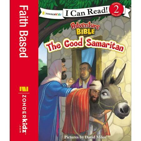 The Good Samaritan - eBook (The Good Samaritan Luke 10 29 37)