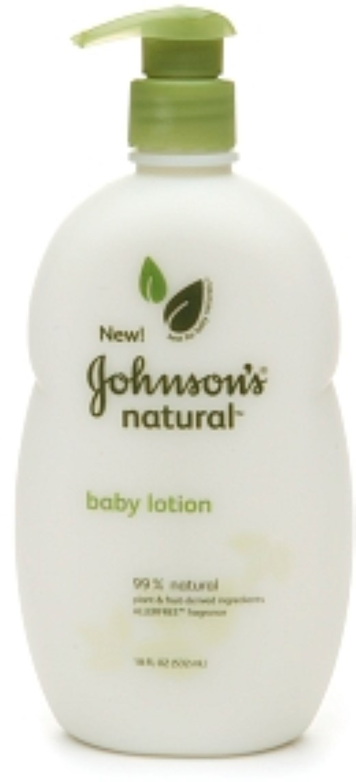 JOHNSON'S Natural Baby Lotion Allerfree Fragrance 18 oz (Pack of 6) by Johnson%27s Baby
