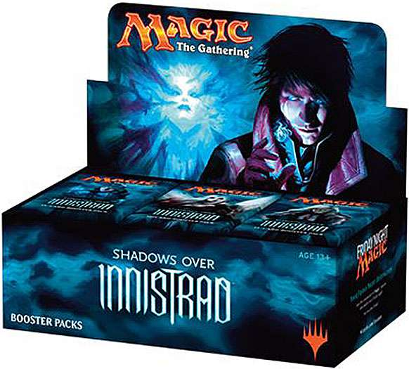 Magic The Gathering Shadows Over Innistrad Booster Box by Temp Manufacturer