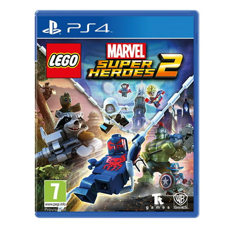 LEGO Marvel Super Heroes 2, Warner Bros, Playstation 4, 883929597802