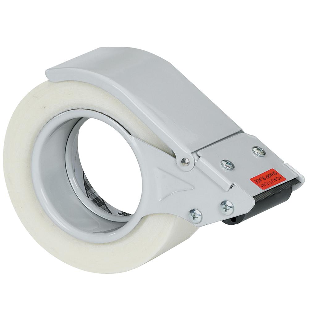 Box Partners Heavy-Duty Filament Tape Dispenser,2 - BXP TDML2
