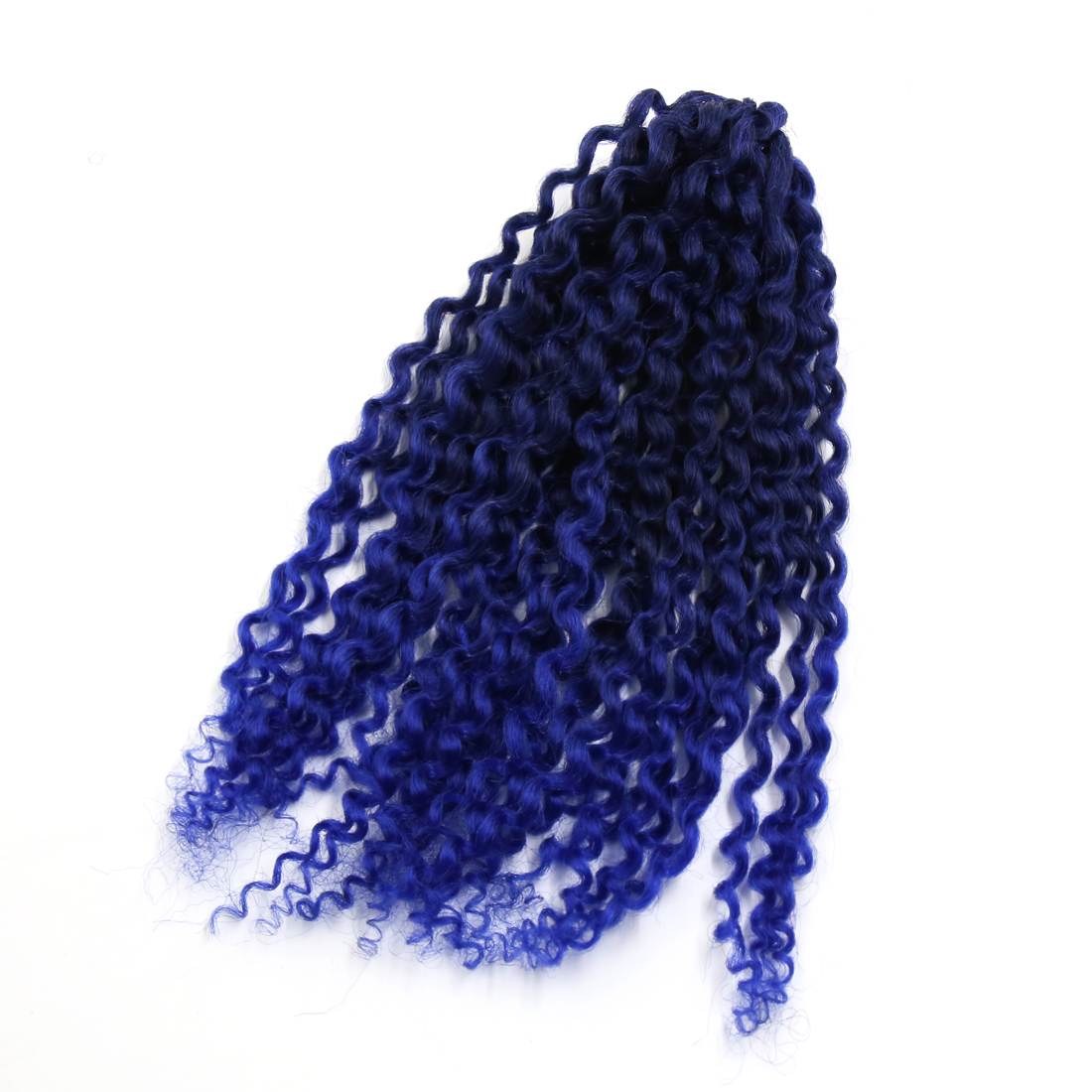 1 Pack 106 Long Synthetic Senegal Curly Hair Extension Twist
