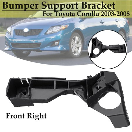 Right Passenger Front Right Bumper Side Retainer Bracket 5211502061,TO1067142 For Toyota Corolla 2003-2008