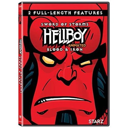 Hellboy: Sword of Storms/Blood & Iron (DVD) (Iron Storm)