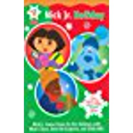 Nick Jr. Holiday DVD Sampler (Dora the Explorer/Blue's Clues/Little Bill/Rugrats)