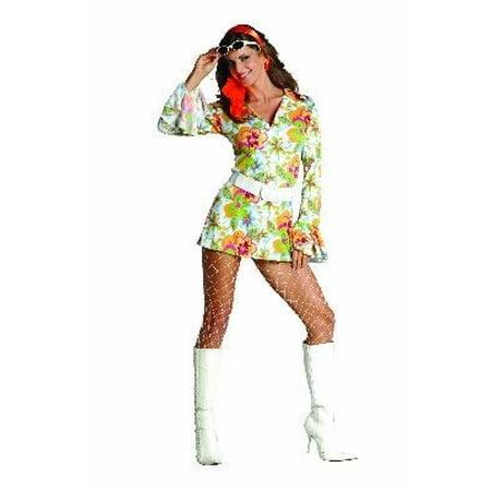70s Sweetie Disco Hippie Costume](70s Costums)