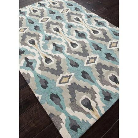 Jaipur Brio Chapan Transitional Tribal Pattern Polyester Tufted Rug
