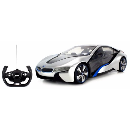 1/14 Scale BMW i8 Authentic Body Styling W/Brilliant Lighting Effects Radio Control Model Car R/C - Rtr Style Graphics
