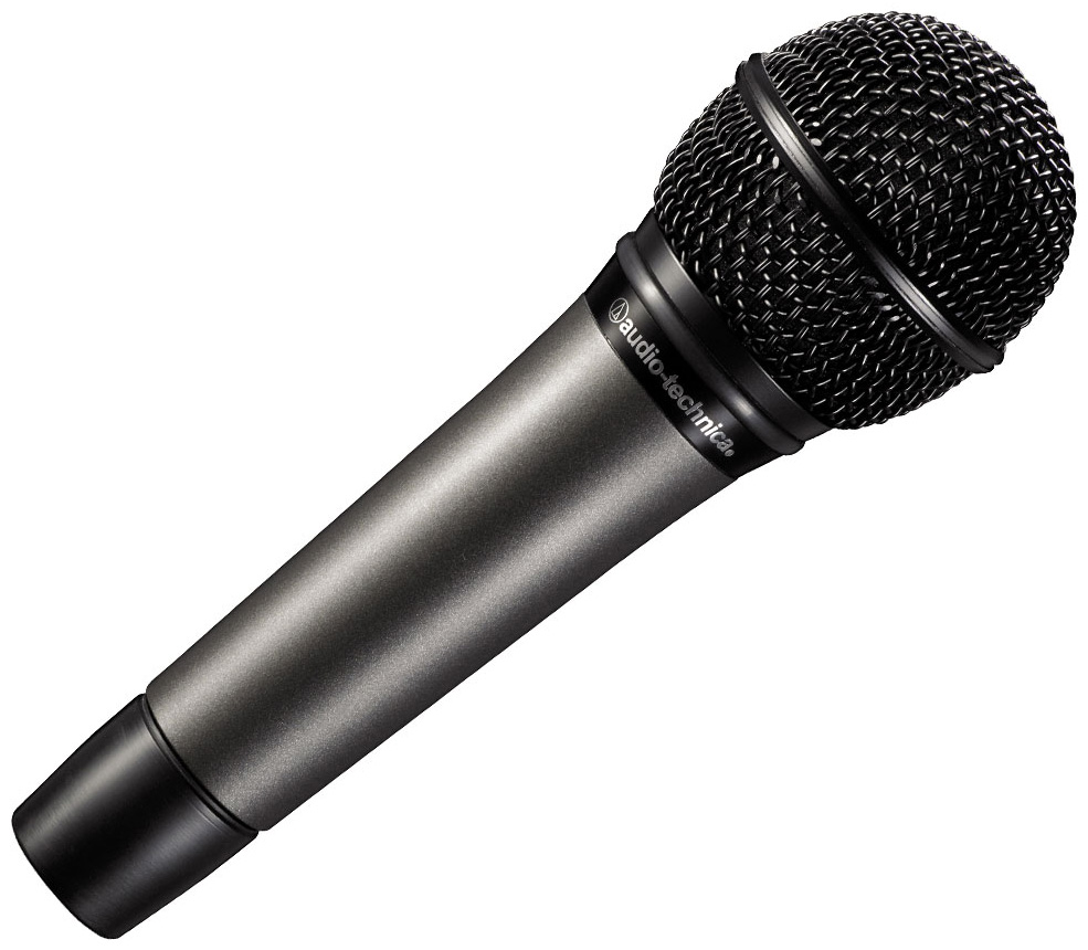 Audio-Technica ATM410 Cardioid Dynamic Handheld Microphone by Audio-Technica