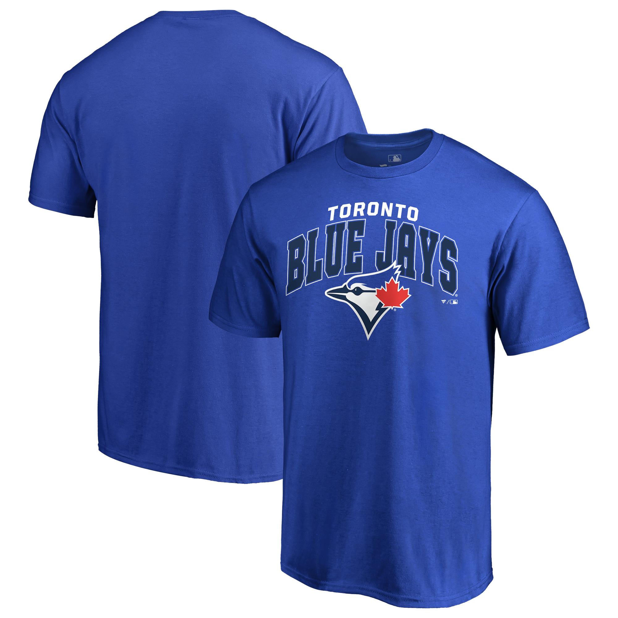 Toronto Blue Jays Fanatics Branded T-Shirt - Royal