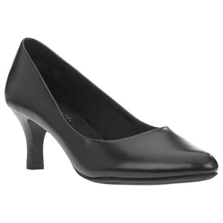 George Women S Classic Mid Heeled Pump Dress Shoe