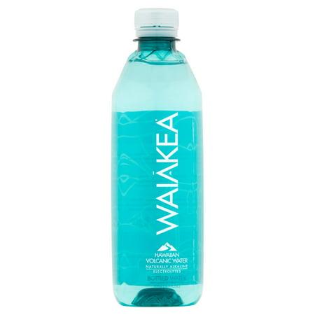 Waiakea Hawaiian Water Hawaiian Volcanic,500 Ml (Pack Of (Total Drama Revenge Of The Island Games)