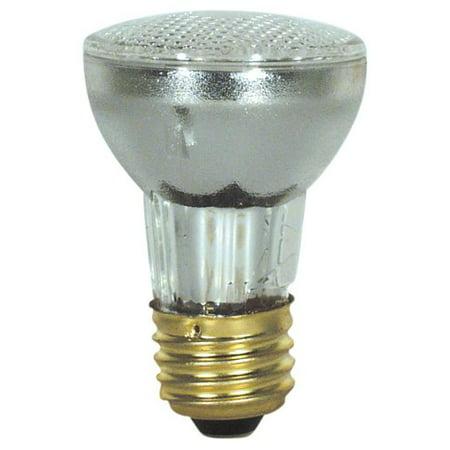 9116 R20FL100/S R20 100 watt 125 volt Medium Screw Base(E26) Incandescent Light Bulb, Watts : 100 By Halco