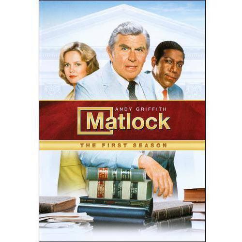 Matlock: The First Season (Full Frame)