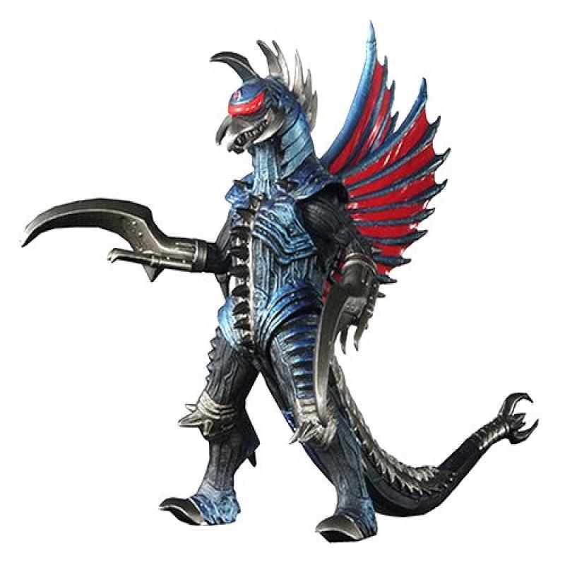 "Bandai 7"" Godzilla 2005 Gigan Action Figure (Japan Import)."