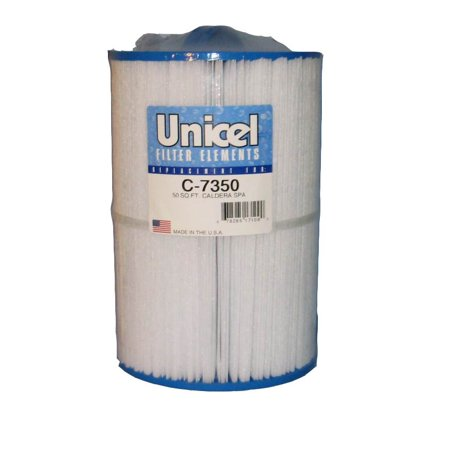 Unicel C-7350 Replacement Cartridge Filter 50 Sq Ft Caldera Spas New Style C7350