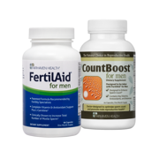 Best Fertility Pills For Men - FertilAid for Men and Countboost Combo Review