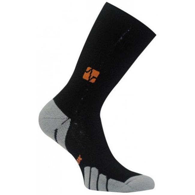 VT 0810T Tennis Classic Crew Medium Weight Socks, Black - Medium - image 1 of 1