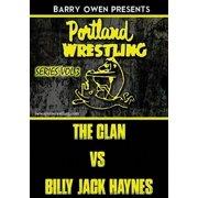 Barry Owen Presents Portland Wrestling Volume 3 (DVD) by