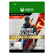 Call of Duty®: Black Ops Cold War - Ultimate Edition, Activision, Xbox Series X,S, Xbox One, [Digital Download], 65646