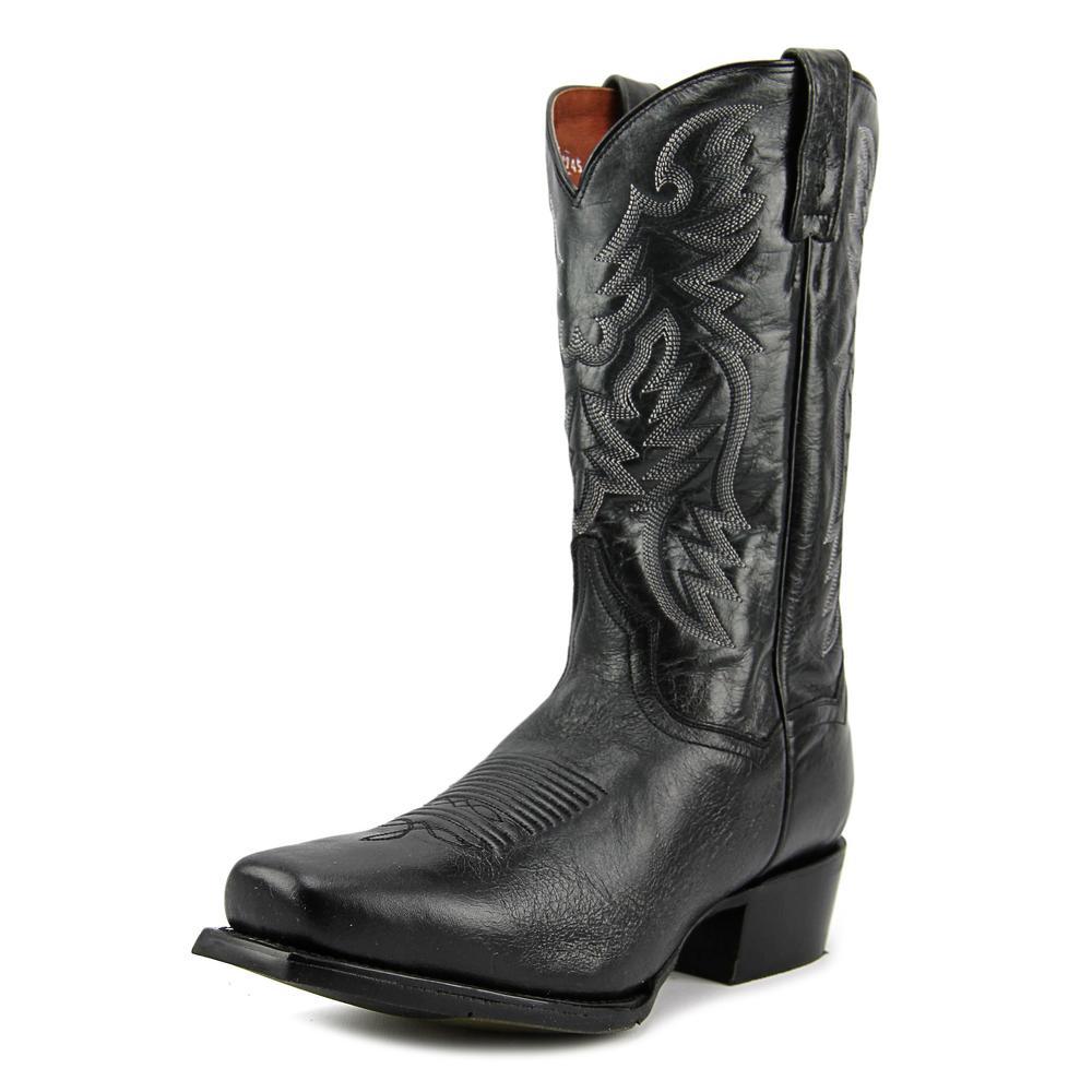 Dan Post DP2440 Square Toe Leather Western Boot by Dan Post
