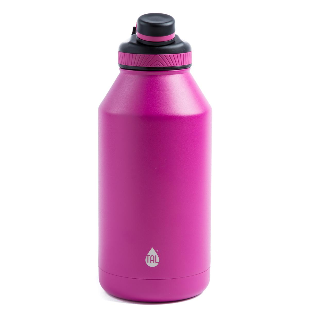 3656d951821 TAL Pink 64oz Double Wall Vacuum Insulated Stainless Steel Ranger Pro Water  Bottle