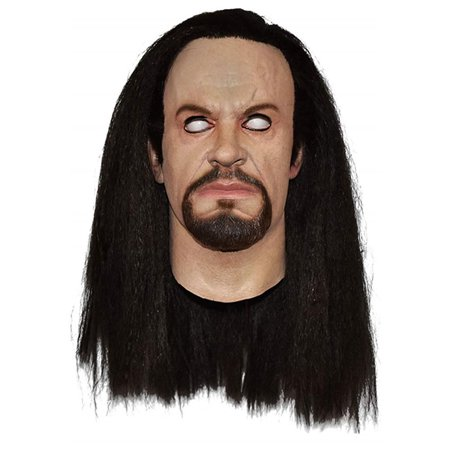 Wwe The Undertaker Costume (The Undertaker Mask)