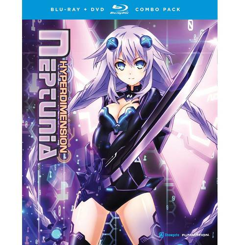 Hyperdimension Neptunia: The Animation: The Complete Series And OVA (Blu-ray + DVD) (Japanese) (Widescreen)