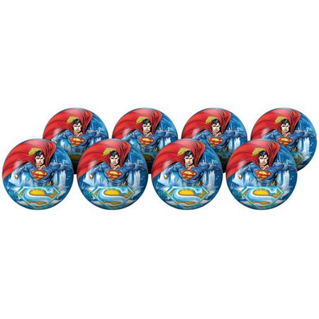 Hedstrom #6 Superman Playball Deflate Party Pack