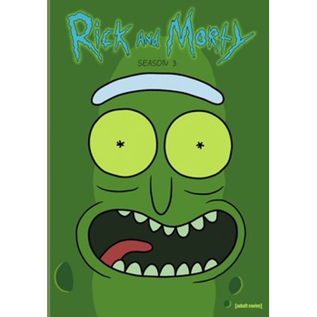 Rick and Morty: Season 3 (DVD)