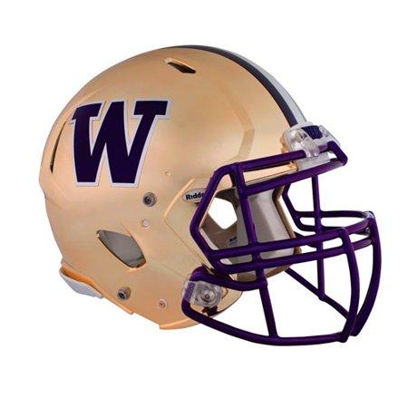 Washington Huskies Fathead Giant Removable Helmet Wall Decal - No
